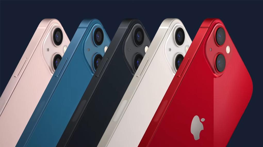 Có nhiều màu sắc để lựa chọn - iPhone 13 256GB