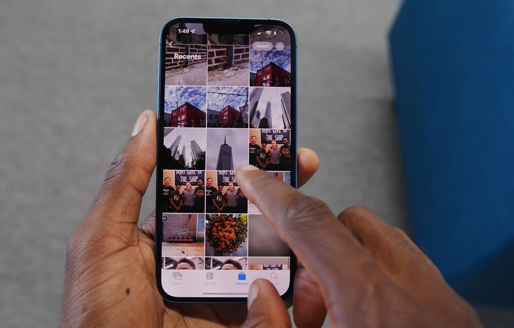 Tần số quét 60 Hz - iPhone 13 256GB