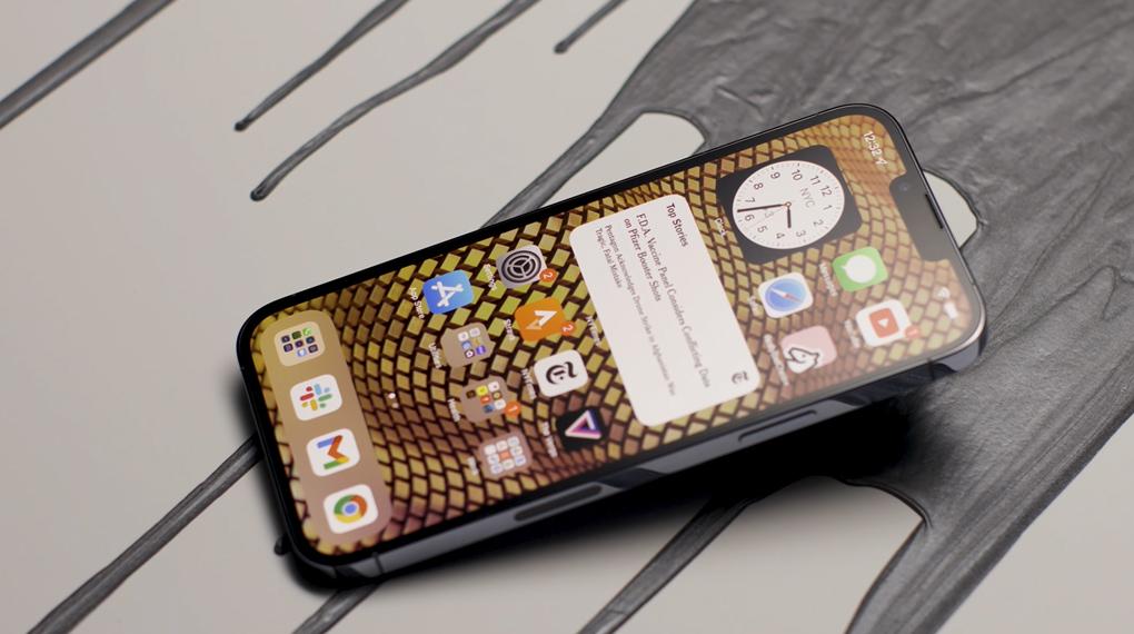 Khả năng kháng bụi, nước - iPhone 13 Pro 512GB