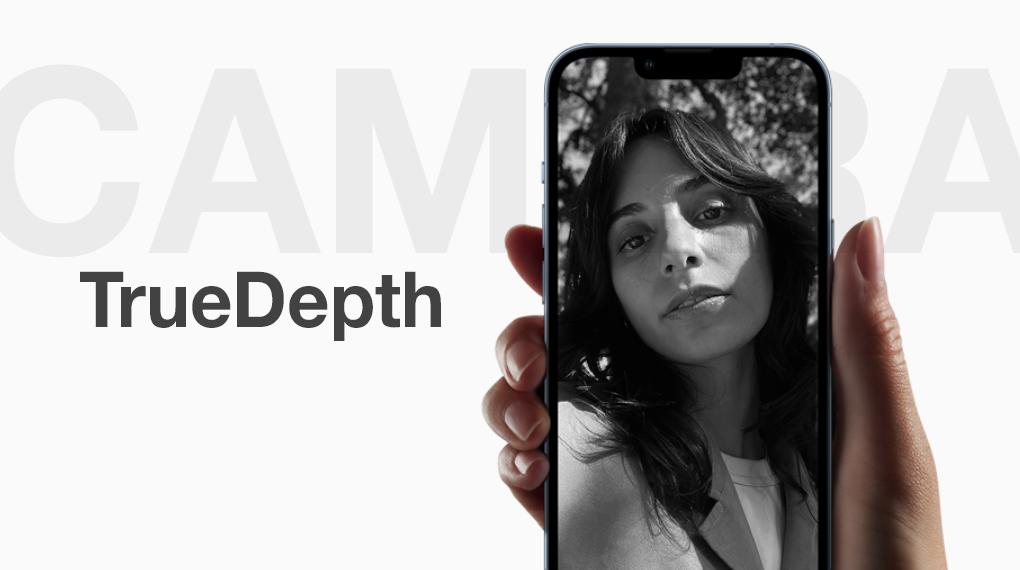 Công nghệ nhận dạng khuôn mặt - iPhone 13 Pro 512GB