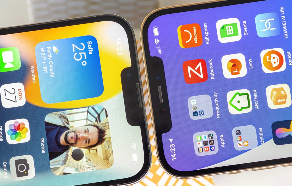 Màn hình tai thỏ được tinh giản - iPhone 13 Pro Max 256GB