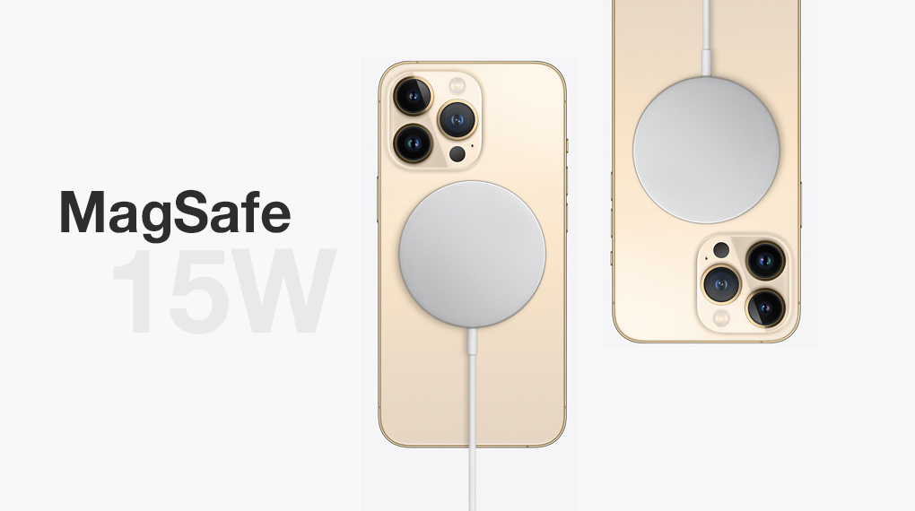 Sạc MagSafe - iPhone 13 Pro Max 512GB