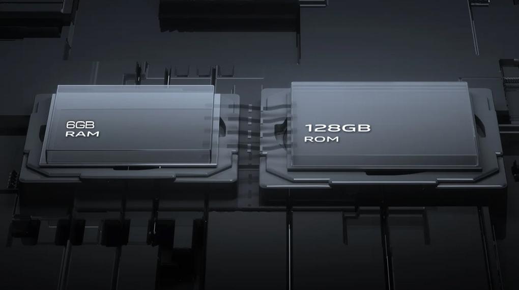 Dung lượng bộ nhớ - Vivo Y21s 6GB