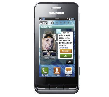 Samsung Wave S7233-hình 1