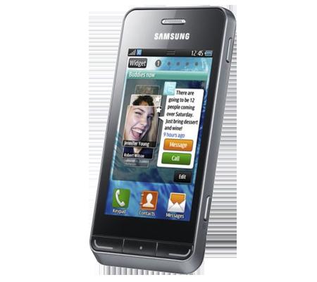 Samsung Wave S7233-hình 2