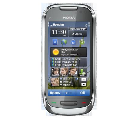 Nokia C7-hình 1