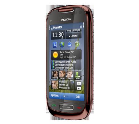 Nokia C7-hình 18