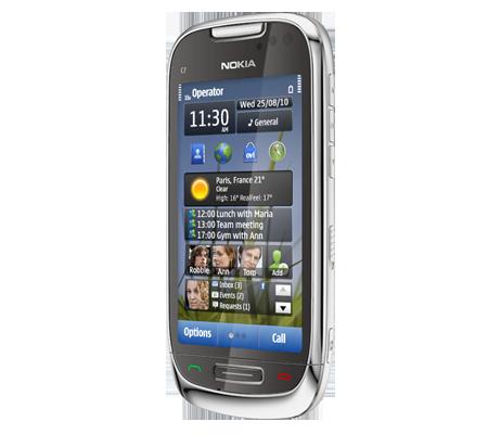 Nokia C7-hình 2