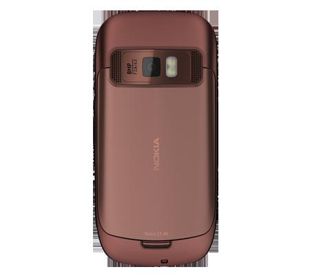 Nokia C7-hình 20
