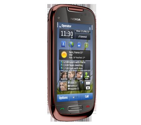 Nokia C7-hình 22