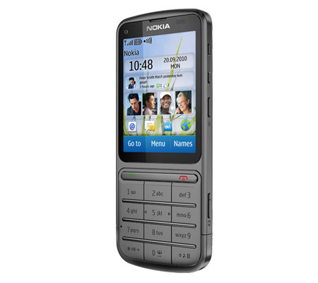 Nokia C3-01 Touch and Type-hình 10