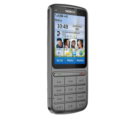 Nokia C3-01 Touch and Type-hình 14