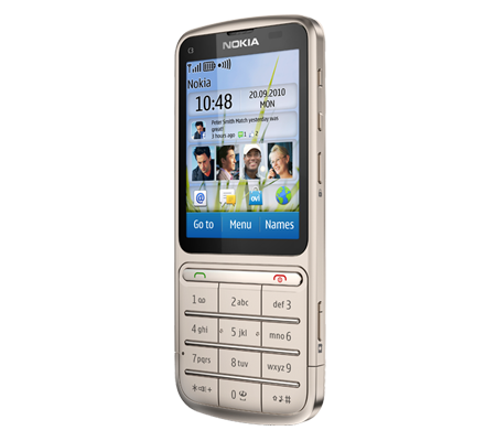 Nokia C3-01 Touch and Type-hình 18