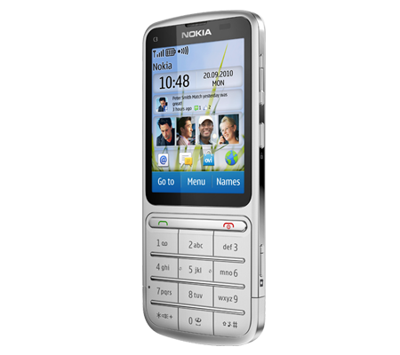 Nokia C3-01 Touch and Type-hình 2