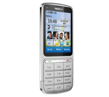 Nokia C3-01 Touch and Type-hình 6