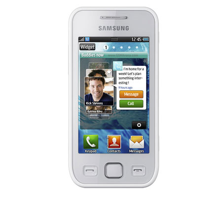Samsung Wave S5753-hình 7