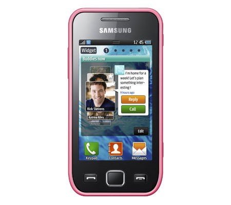 Samsung Wave S5753-hình 4