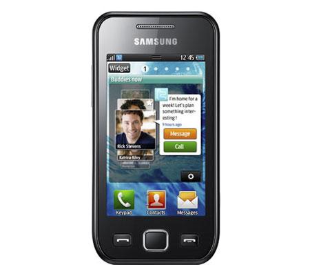 Samsung Wave S5753-hình 1