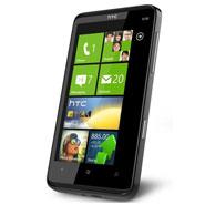 Xem bộ sưu tập đầy đủ của Điện thoại di động HTC HD7