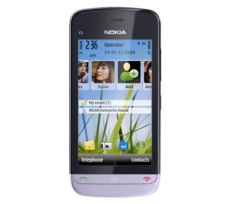 Nokia C5-03-hình 43