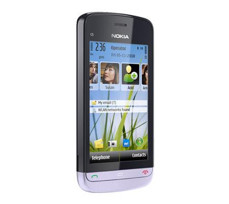 Nokia C5-03-hình 44