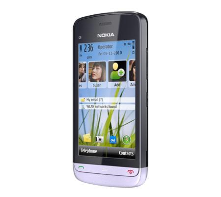 Nokia C5-03-hình 45