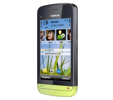 Nokia C5-03-hình 10
