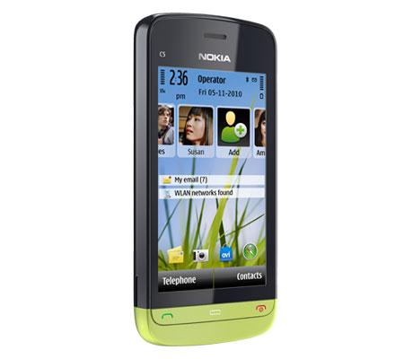 Nokia C5-03-hình 14