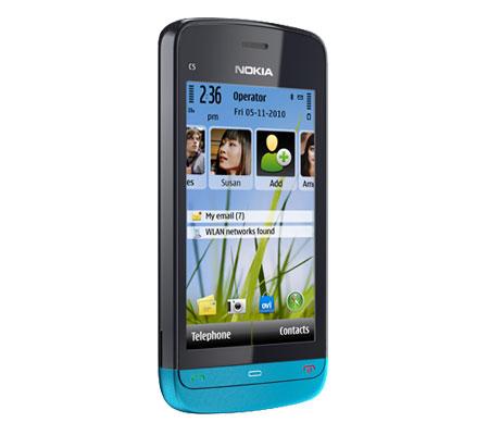 Nokia C5-03-hình 30