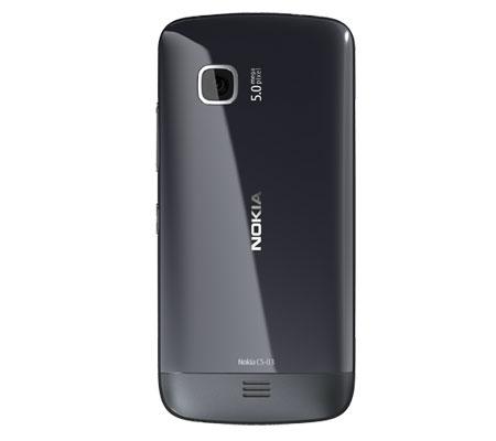 Nokia C5-03-hình 4
