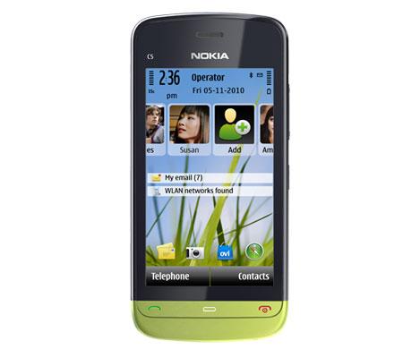 Nokia C5-03-hình 9