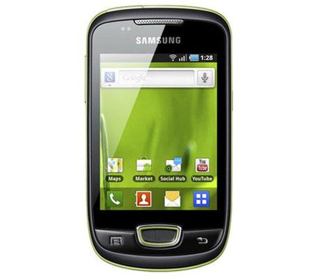 Samsung Galaxy Mini S5570-hình 1