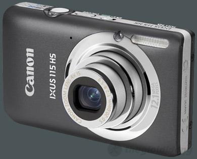Canon Ixus 115 HS groß