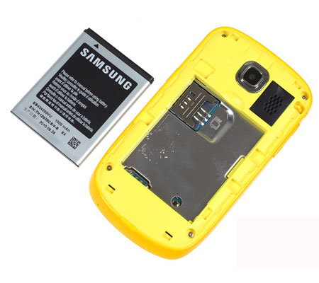 Samsung Corby II S3850-hình 14