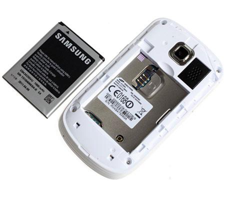 Samsung Corby II S3850-hình 27