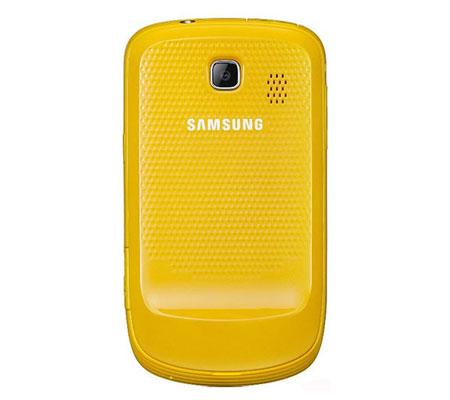 Samsung Corby II S3850-hình 3