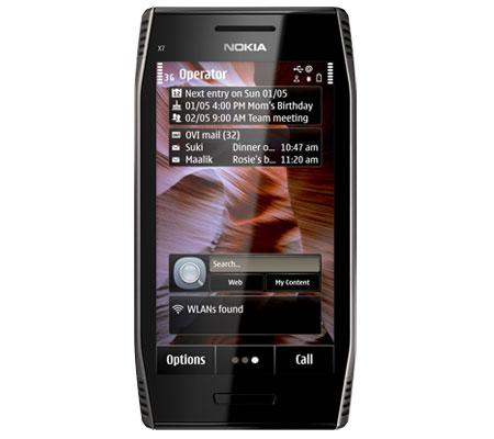 Nokia X7-00-hình 1