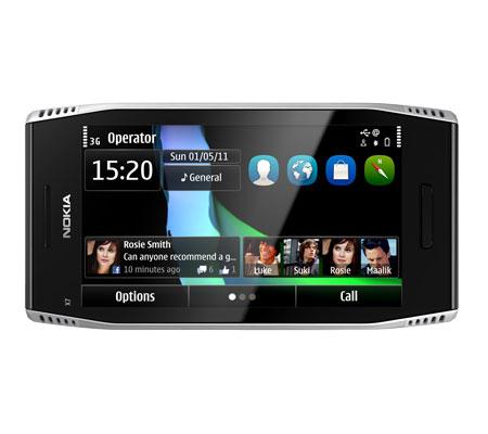 Nokia X7-00-hình 18