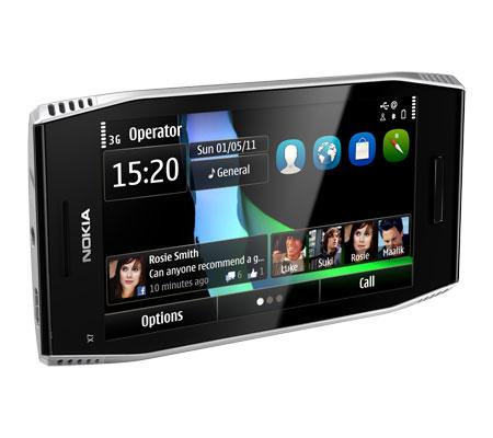 Nokia X7-00-hình 19