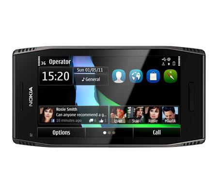 Nokia X7-00-hình 7