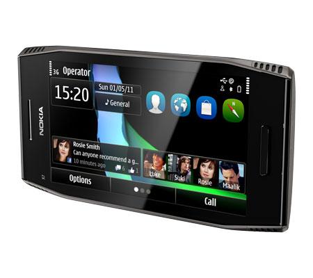 Nokia X7-00-hình 8