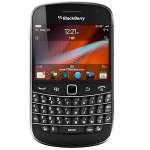 Điện thoại BlackBerry Bold Touch 9900
