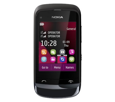 Nokia C2-03-hình 2