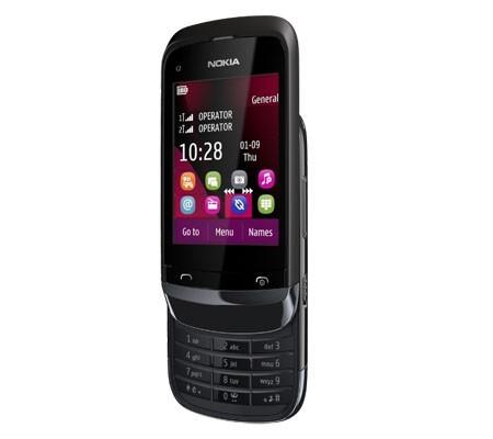 Nokia C2-03-hình 5