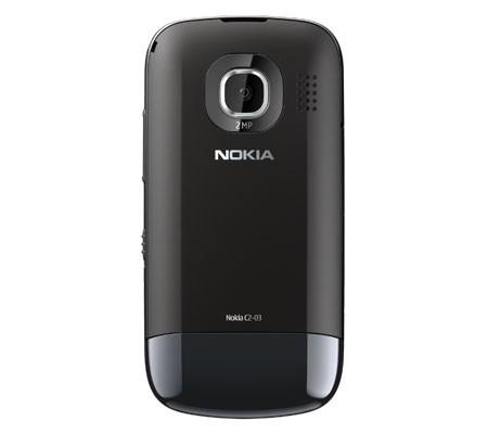 Nokia C2-03-hình 11