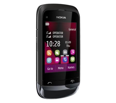 Nokia C2-03-hình 17