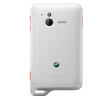 Sony Ericsson Xperia active ST17i-hình 5