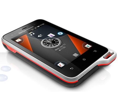 Sony Ericsson Xperia active ST17i-hình 9