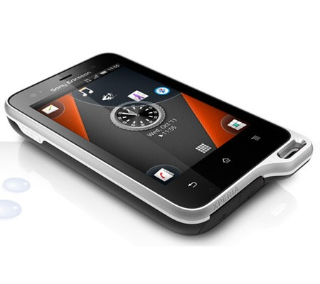 Sony Ericsson Xperia active ST17i-hình 10