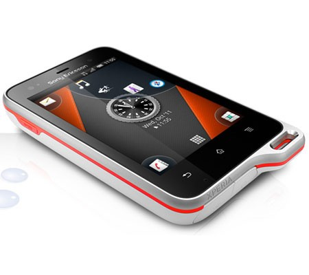Sony Ericsson Xperia active ST17i-hình 11